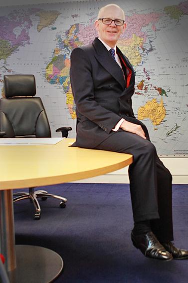 URS UK Ltd Corporate Portrait Shoot London