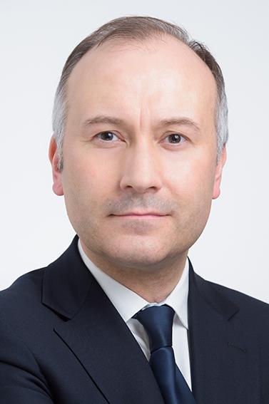 Profile headshot on white background 2