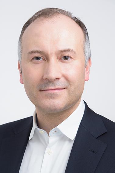 Profile headshot on white background 4