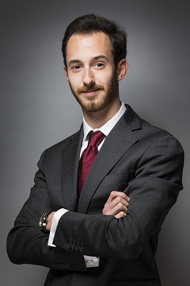 Corporate headshot photography with our professional studio set up at any London office.