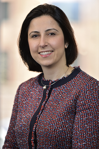 Managing director corporate headshot for business profile