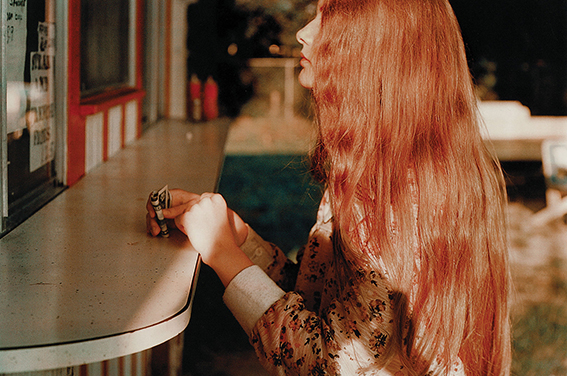 Untitled, 1970–4 (Dennis Hopper), William Eggleston portraits