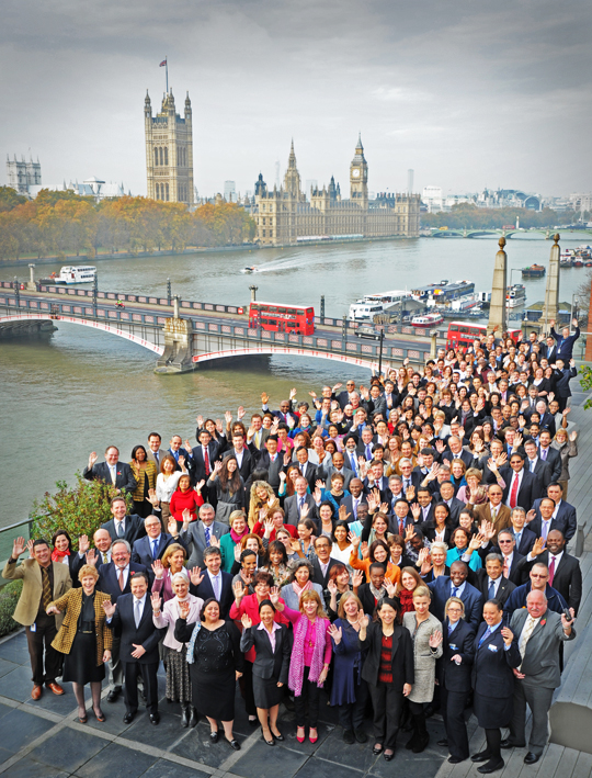 London corporate team photography in Westminster London