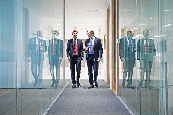 reportage corporate photography in London offices