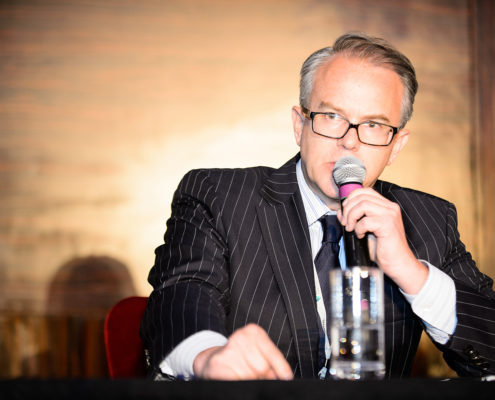 London corporate events key speakers photography