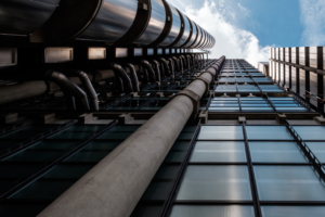 City of London Lloyds building. Corporate Photography London Ltd