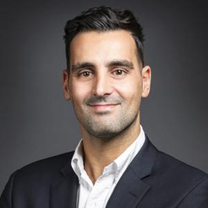 Professional LinkedIn profile photo in London