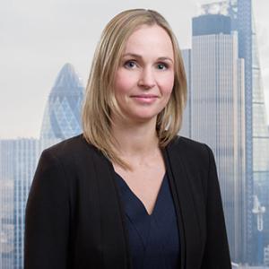 LinkedIn London Cityscape Background Profile Photo